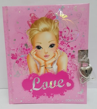 Top Model Diary Scented