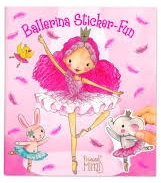 Ballerina Sticker Fun #1