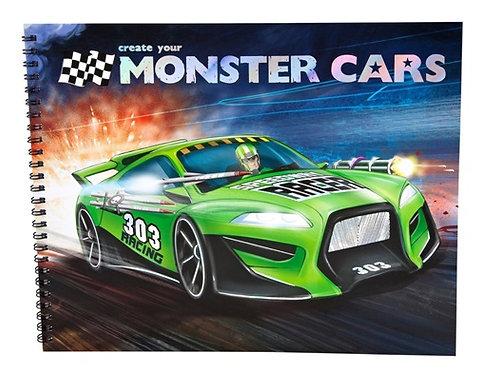 Monster Cars #1