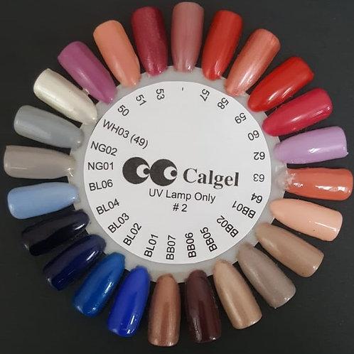 CalGel Colours #2
