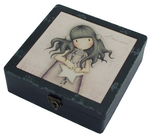 Trinket Box Medium (Wooden) #2