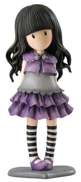 Little Violet Figurine