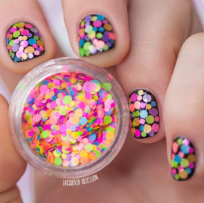 Hexagon Glitter