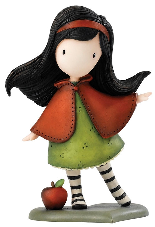 Little Red Figurine