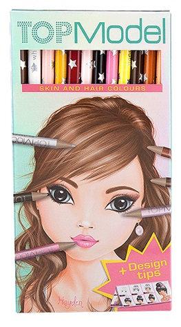 Top Model Pencil Set Natural (12)