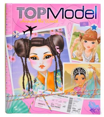 Top Model Around The World #1