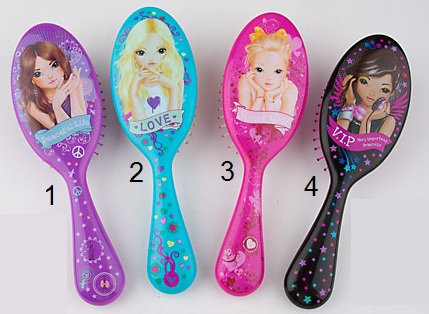 Top Model Hairbrush Scented