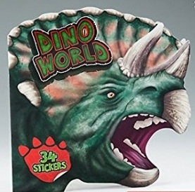 Dino World Stickers #1