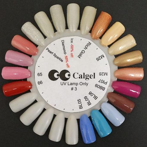 CalGel Colours #3