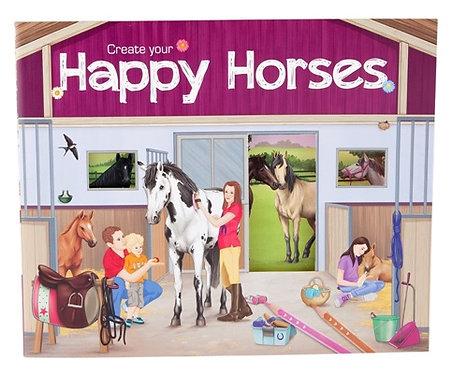 Happy Horses #1