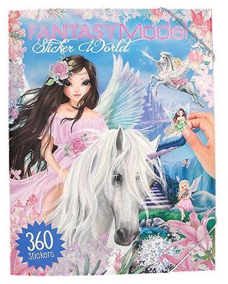 Top Model Fantasy Stickerworld