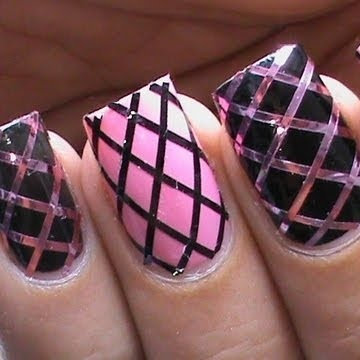 Striping Tape Pink