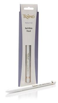 Trind Nail White Pencil