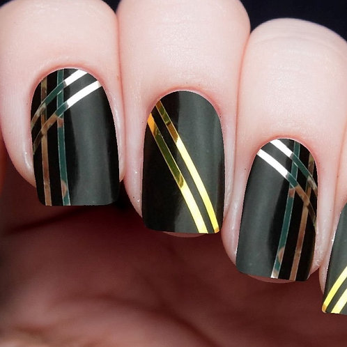 Striping Tape Silver