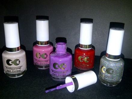 Calgel Nail Varnish