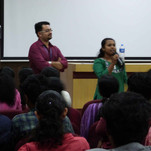 Orientation Session for first year diploma and degree students of Matha College of Technology