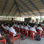 Five Day Training Session for final year degree and diploma students of Matha College of Technology.
