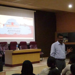 One Day Soft Skill Training Session for final year diploma students of Matha College of Technology
