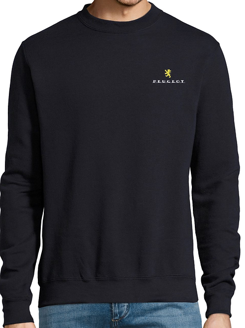 Sweat-Shirt Brodé Peugeot / Peugeot Embroidered Sweat-Shirt