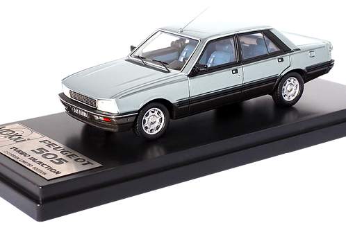 Peugeot 505 Turbo Injection 1984 Gris Argent / Silver Grey