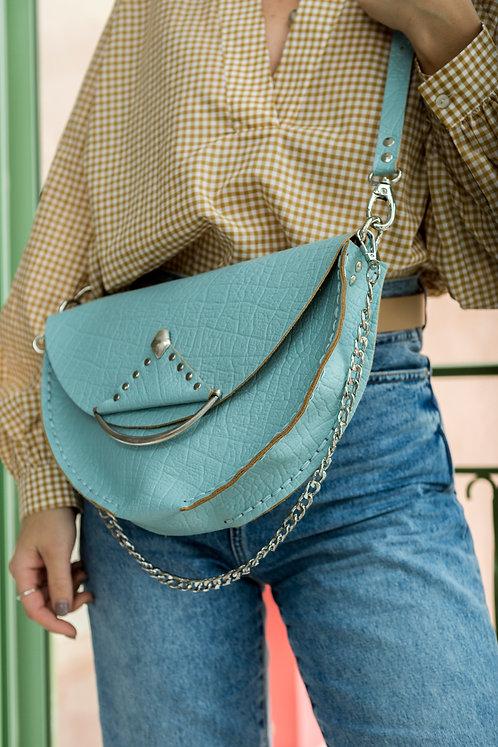 """""""Anagnorisis"""" shoulder bag in colors"""