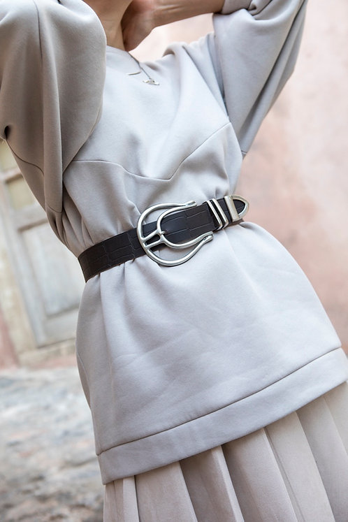 """Desire"" leather belt"
