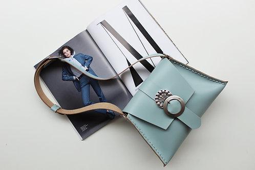 """""""Modern love"""" shoulder bag in colors"""