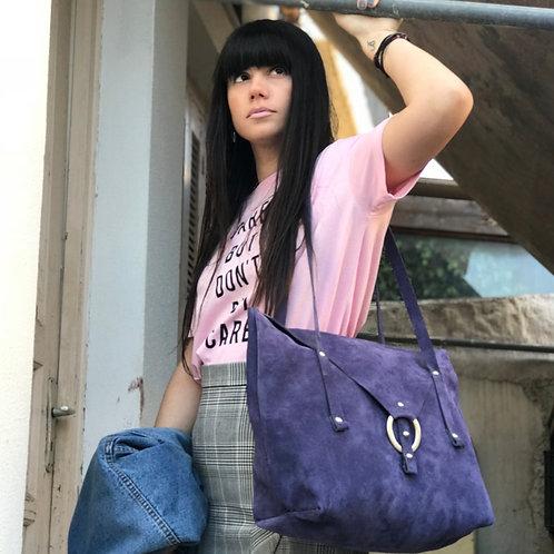 """Sober"" shopper bag"