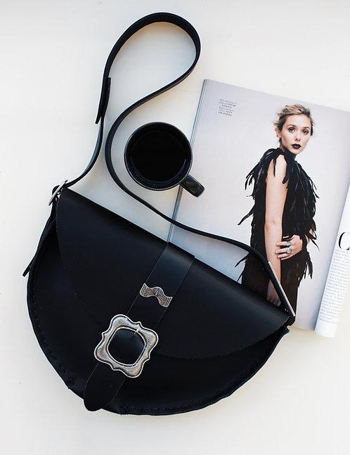 """""""Shallow"""" shoulder bag"""
