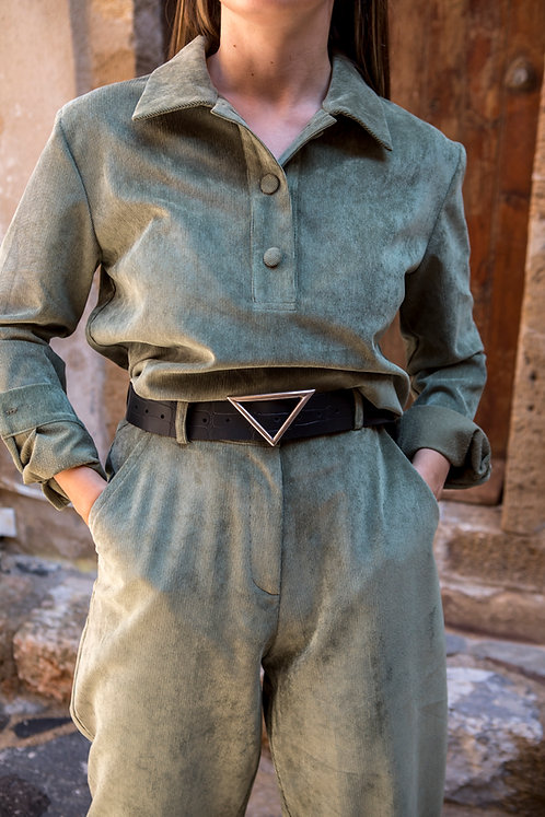 """True"" leather belt"