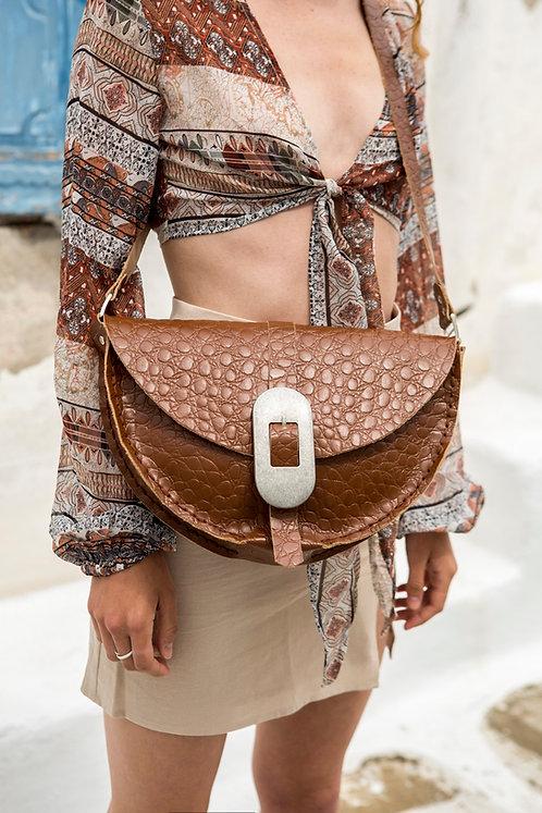 """Follow the sun"" shoulder bag"