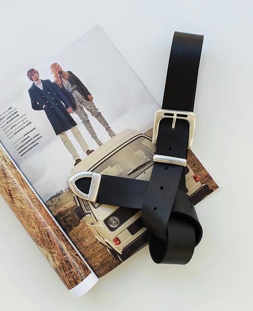 """Free bird"" leather belt"