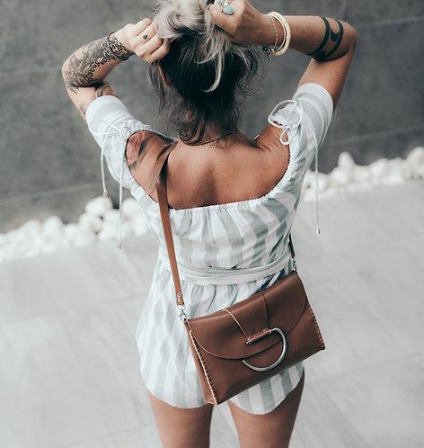 """Senorita"" shoulder-clutch bag"