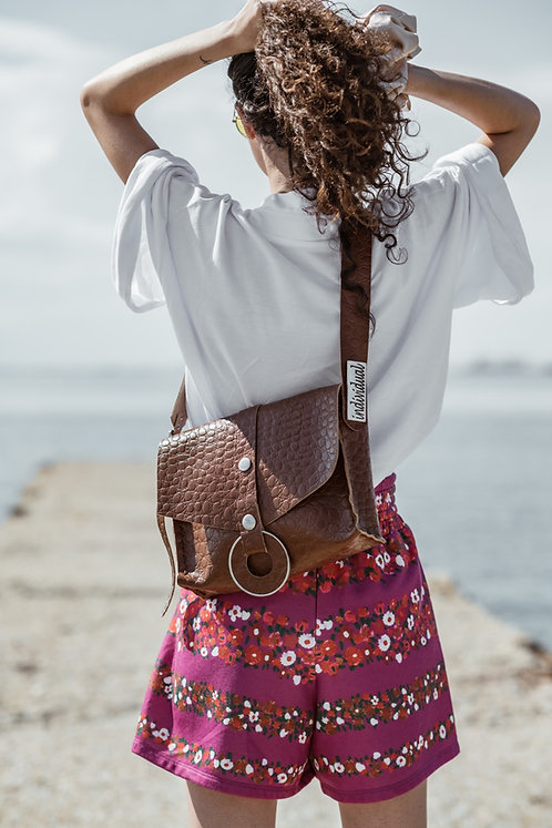 """""""Queen of peace"""" taba shoulder bag"""