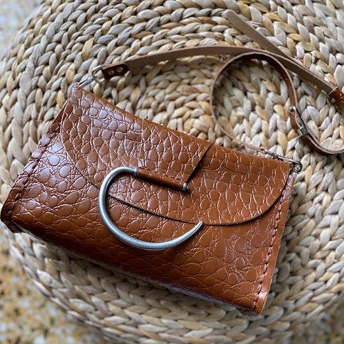 """Senorita"" taba shoulder/clutch bag"