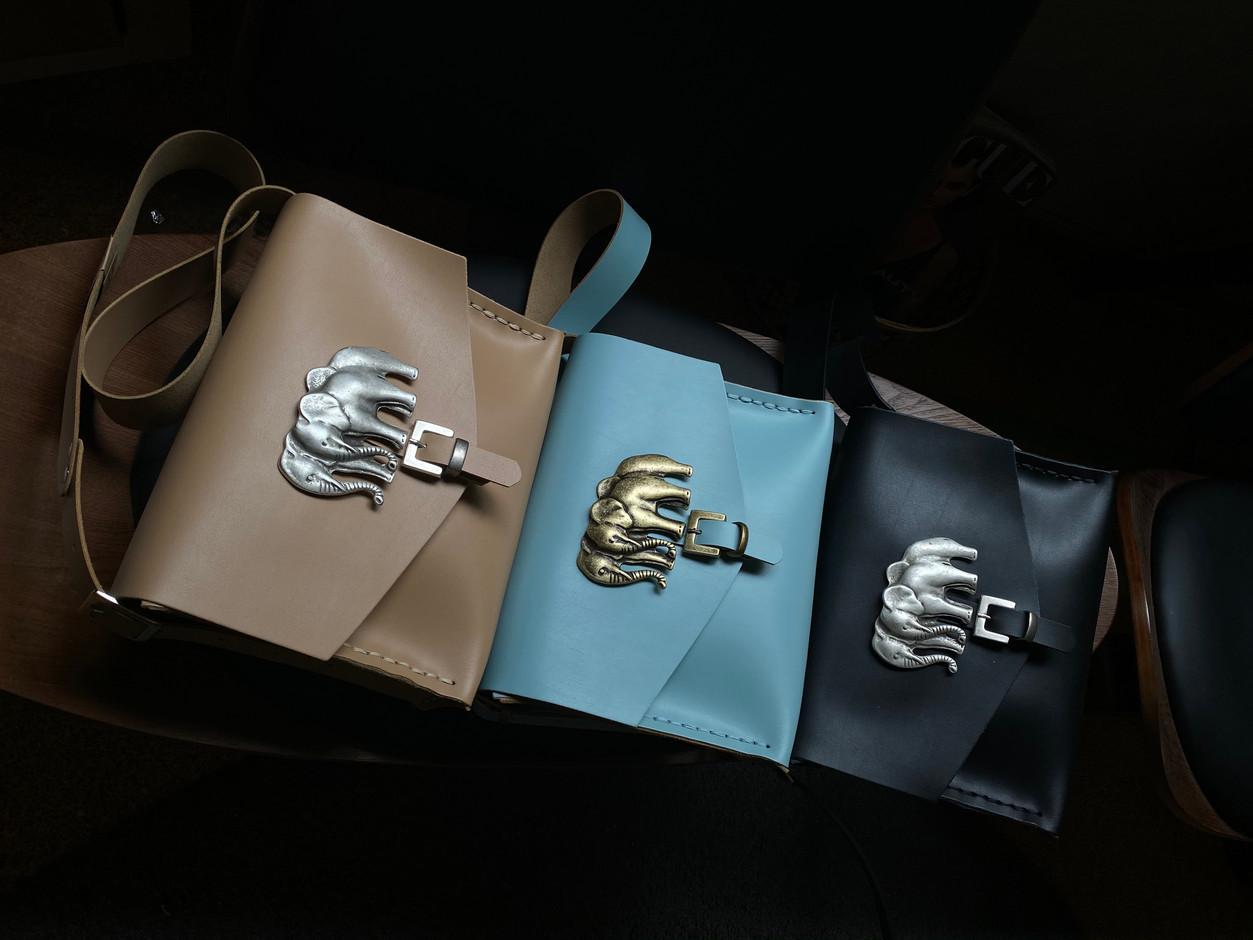 """""""Kokomo"""" leather bag"""