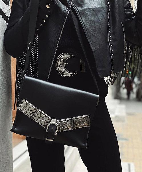 """""""Happy dreamer"""" shoulder bag"""