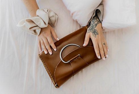 """Senorita"" shoulder/clutch bag"