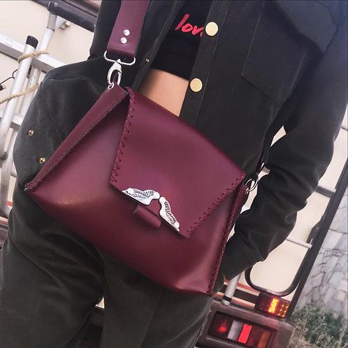 """Wings"" shoulder bag"