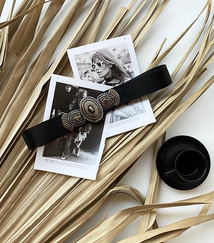 """""""Layla"""" leather belt"""