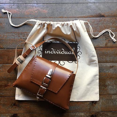 """Everglow"" taba shoulder bag"