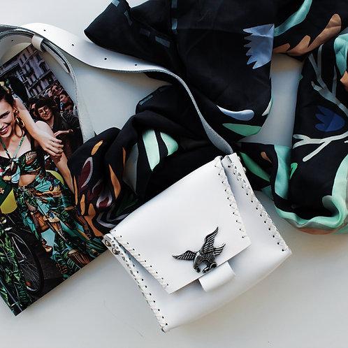 """""""Bird set free"""" shoulder bag"""