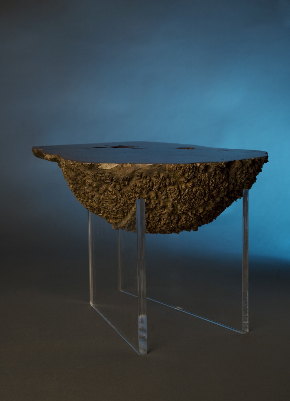 Jarrah Burr Occasional Table