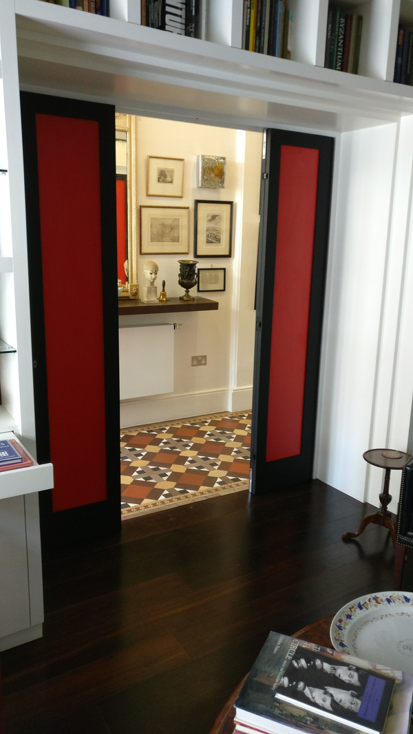 Laminated Screens della-Porta design