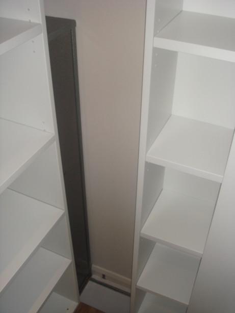 Gun Cabinet Closet della-Porta design