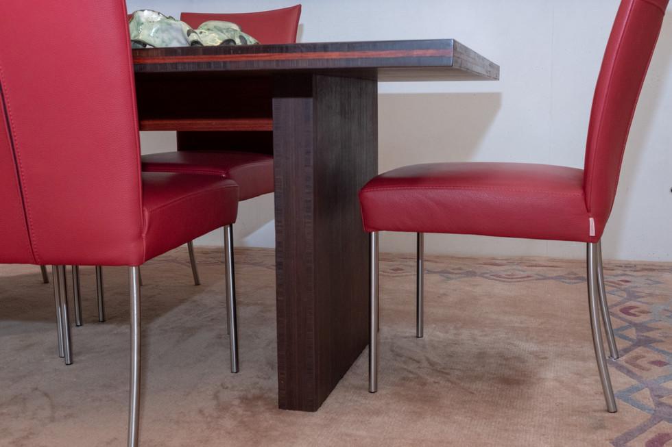 Bamboo Dining Table della-Porta design