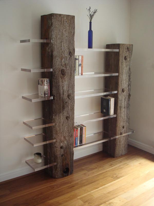 Organic Shelves della-Porta design