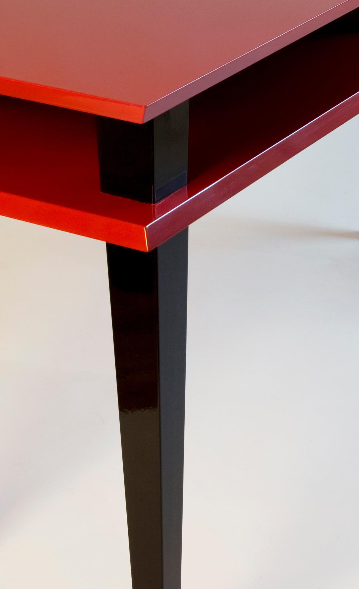 Japanese Inspired Desk della-Porta design