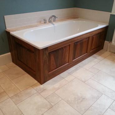 Ovankol Bath Panel