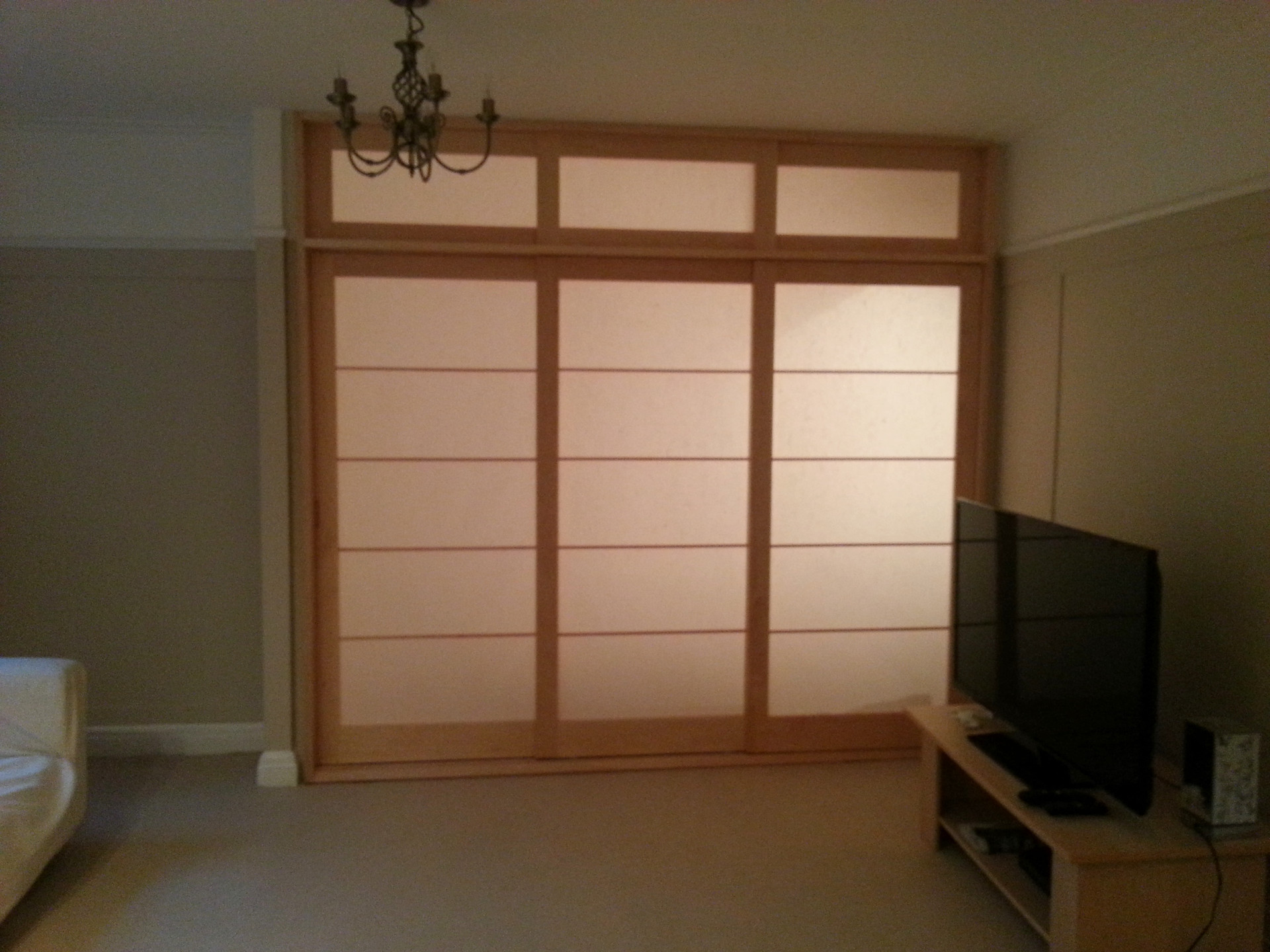 Bedroom Screen della-Porta design